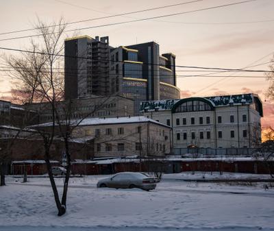 City levels Красноярск