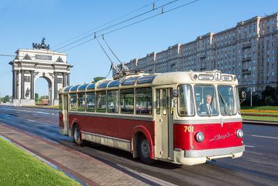 Шел троллейбус №2 мосгортранс москва СВАРЗ СВАРЗ-МТБЭС троллейбус