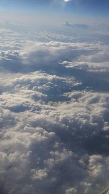 Выше облаков облака