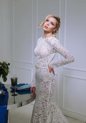 Свадебная студийная фотосессия от Zhukof.Ru