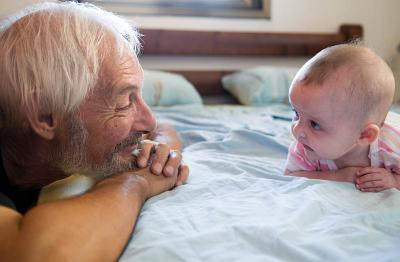 Поколения дедушка внучка поколения ребенок