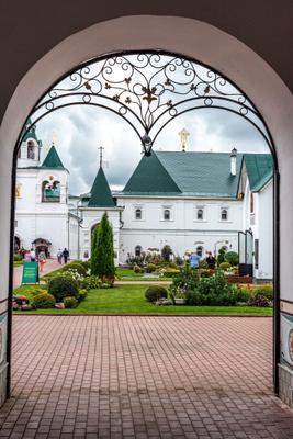 Спасо-Преображенский мужской монастырь г. Муром.