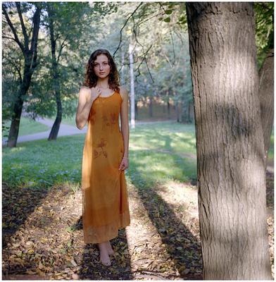 Осень Осень в парке