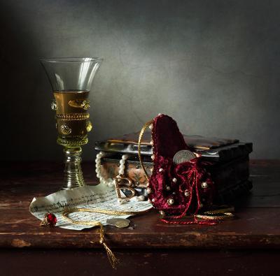 Королевские подарки (Генрих VIII и Анна Болейн)