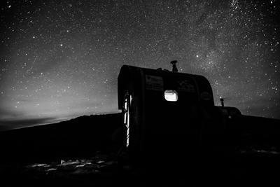 Горные модули в лагере Отортен Отортен Северный Урал тайга звезды ночь путешествия фотографсрюкзаком