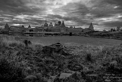 остров Соловецкий, Кремль соловки монастырь кремль