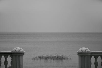 *** Петергоф залив осень спокойствие