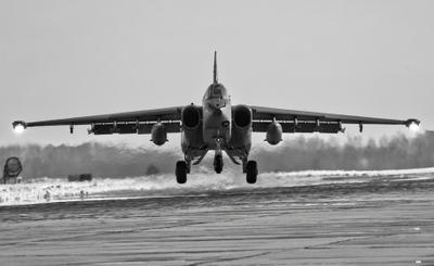 """""""иду на Вы!"""" Су-25"""