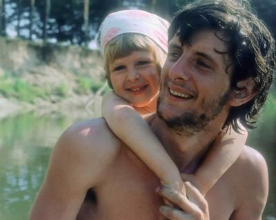 Карелия 1972 семья дети путешествие