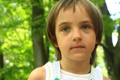 спиногрызун ) дети портрет