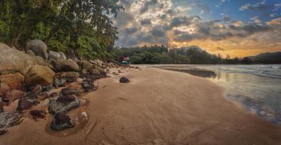 Утренняя соната таиланд пхукет рассвет