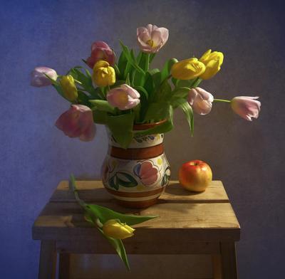 Весенний букет (2)