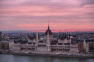 ~~~Parliament in scarlet town ~~~ Budapest Hungary Будапешт парламент Венгрия vakomin