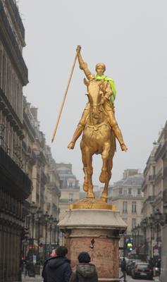 спасительница Франции