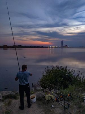 *** река новомичуринск рыбалка