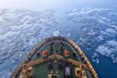 Летим в туман Чукотка