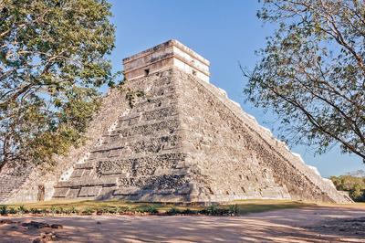 Мая Пирамиды