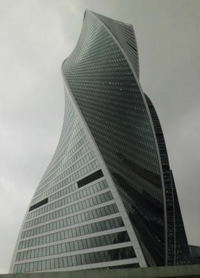 уроки фотошопа дом небоскрёб винт фотошоп