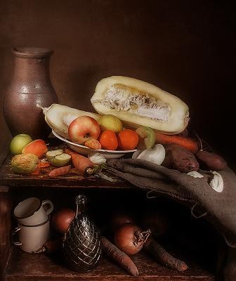 Про фрукты и овощи