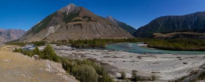Карагем горы алтай река аргут карагем
