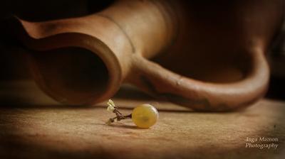 Виноградинка...