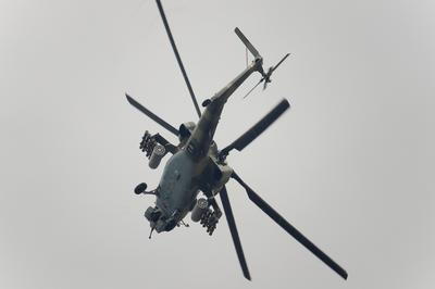 МИ-28 НЭ МАКС 2011 MAKS Миль МИ-28 Havoс Опустошитель