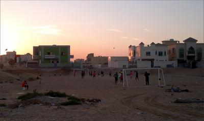 Пустынный футбол футбол пустыня