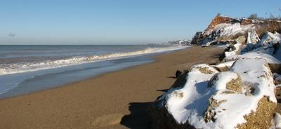 Западное побережье Крыма.