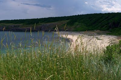 Синеморец море синеморец болгария пляж песок