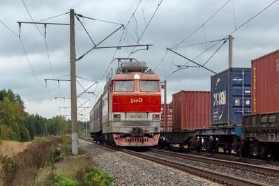 ЧС4Т-243 ЧС4Т-243 еленский нея перегон транссиб путь дорога транспорт сев сжд жд локомотив электровоз поезд