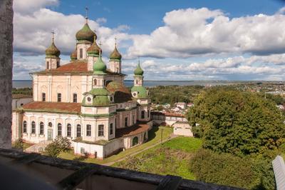 *** Переславль Залесский Горицкий Успенский монастырь