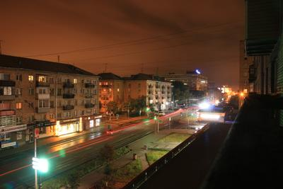 Ночной центр г. Красноярска