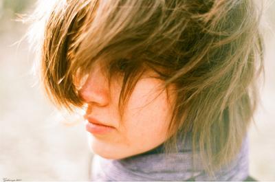 ветер в волосах