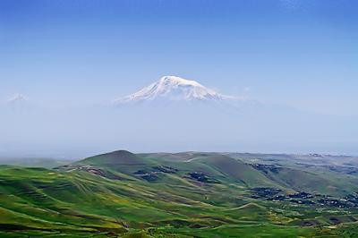 Гора, поxожая на сон