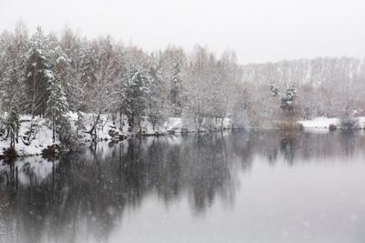 Winter is coming... Зима Снег Урал Челябинск карьер