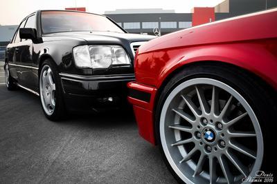 Mercedes & BMW Mercedes bmw