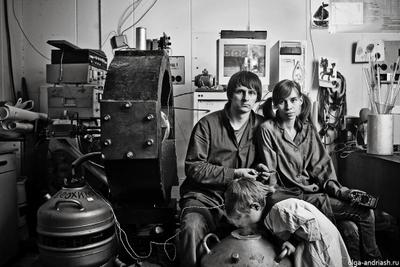 семейный портрет семейный портрет