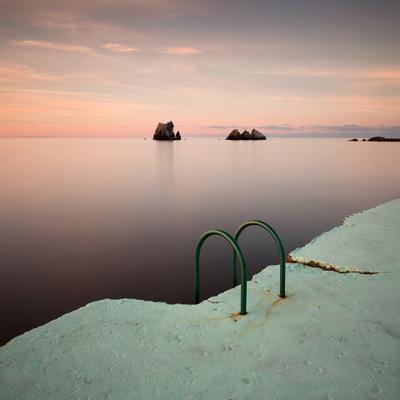 Ныряя в рассветную глубь longexposure nd1000 Крым море рассвет