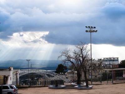 Зимнее небо Израиля. Зима Израиль Небо свет