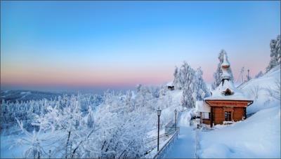 *** Белогорский монастырь