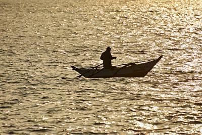 Рыбаки 5 рыбак лодка Шри-Ланка