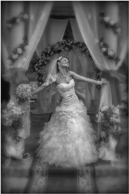 Счастливая... свадьба невеста лето феофания улыбка радость счастье