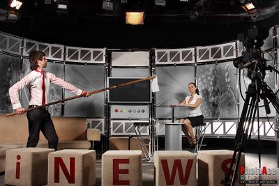 Modern TV Technologies закулисье