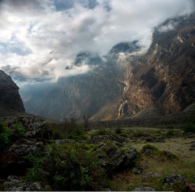 Чулышман просыпается Алтай Горный весна река Чулышман