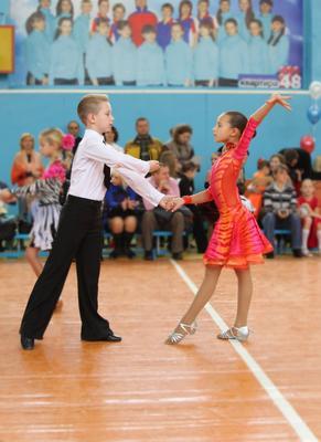 турнир Спортивные танцы