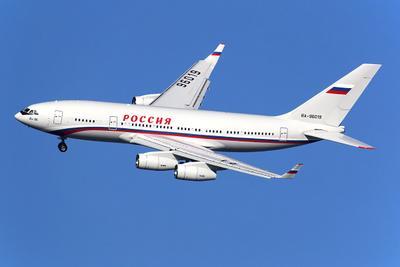 Четвёртый разворот авиация самолёт лайнер ил-96 россия сло полёт