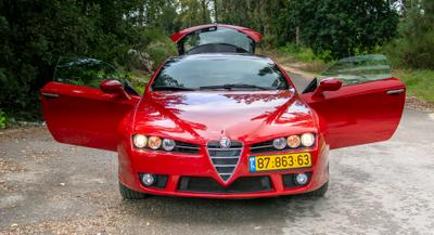 Krasotka !!!  Alfa Romeo Brera