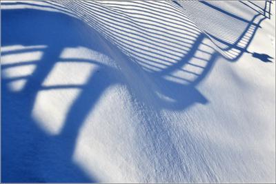 Тени уходящей зимы