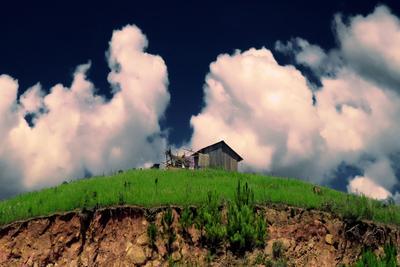 *Дом Восходящего Неба* Фото.Сайт путешествие Lihgra Adventure фоторабота пейзаж Азия