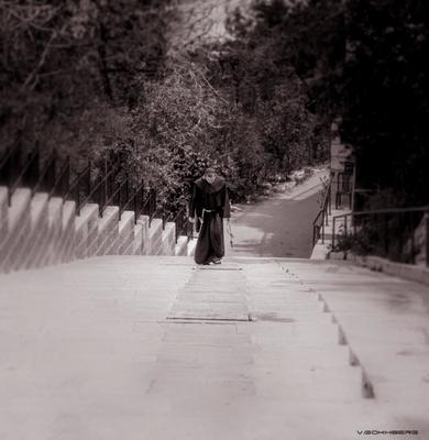 Ein Karen, Jerusalem 2015 Israel Jerusalem Ein Karem Viktor Gokhberg Street Black White